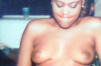Rapper Eve Nipple Slip