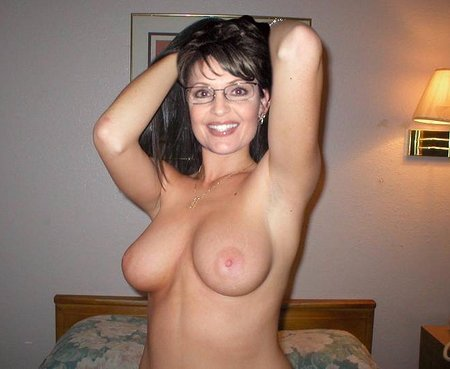 from Richard life milf real sarah palin